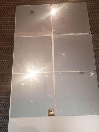 6 Espejos Ikea Decoración 30×30