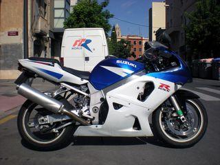 SUZUKI GSX R 600 - 2003