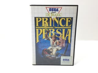 Juego Master System Prince Of Persia E788016-0