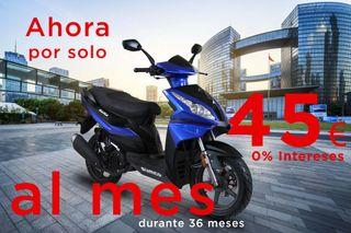 Scooter 125cc Rueda alta Sumco Saiga