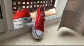 zapatillas converse plataforma