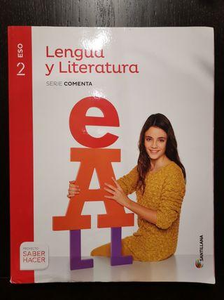 Lengua y Literatura 2 ESO ISBN 9788468040073