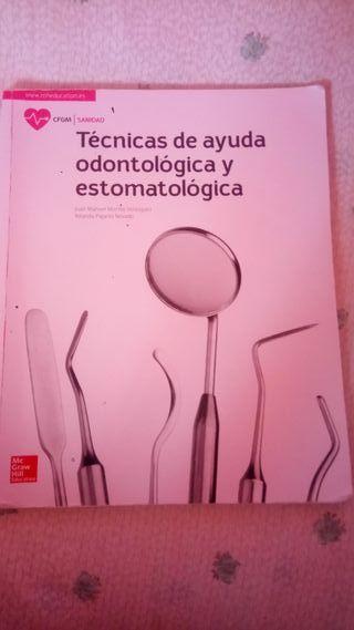 Libro odontología