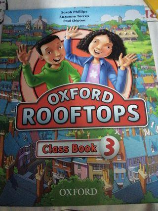 libro inglés de texto de 3ro de primaria