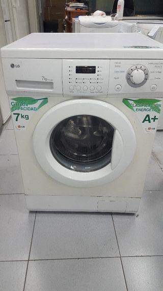 7kg lavadora marca LG