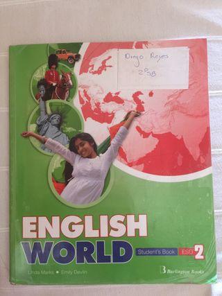 Libro Inglés 2' ESO