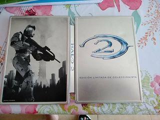 xbox halo 2 edición limitada de coleccionista