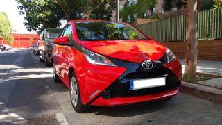 Toyota Aygo 2015 POCOS MAS DE 66 MIL KMTS