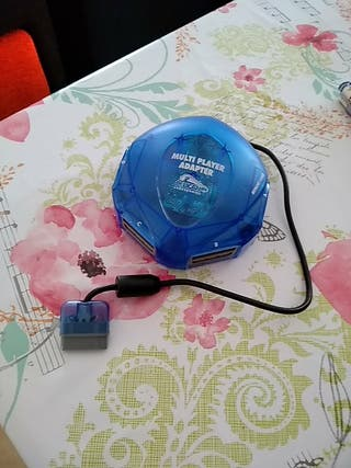 multi player adapter ps2