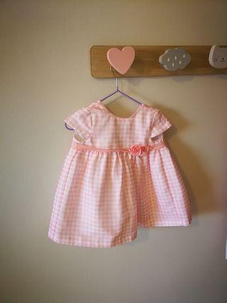 vestido mayoral talla 12 meses