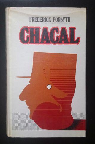 Libro. Chacal, de Frederick Forsyth