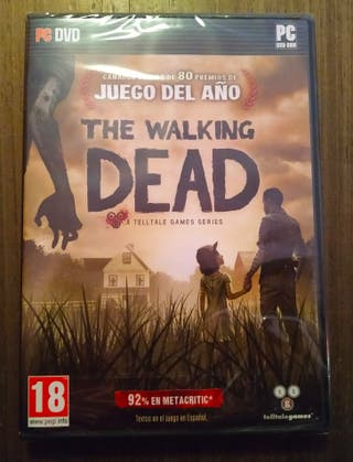 The Walking Dead. PC. ¡¡¡PRECINTADO!!!