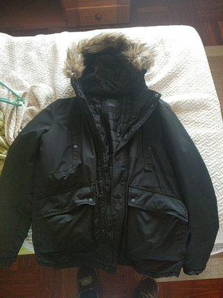 chaqueta invierno Bershka