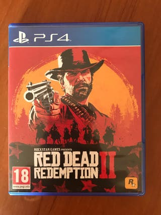 Red Dead Redemption 2 PS4.