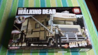 kit construcción The Walking Dead