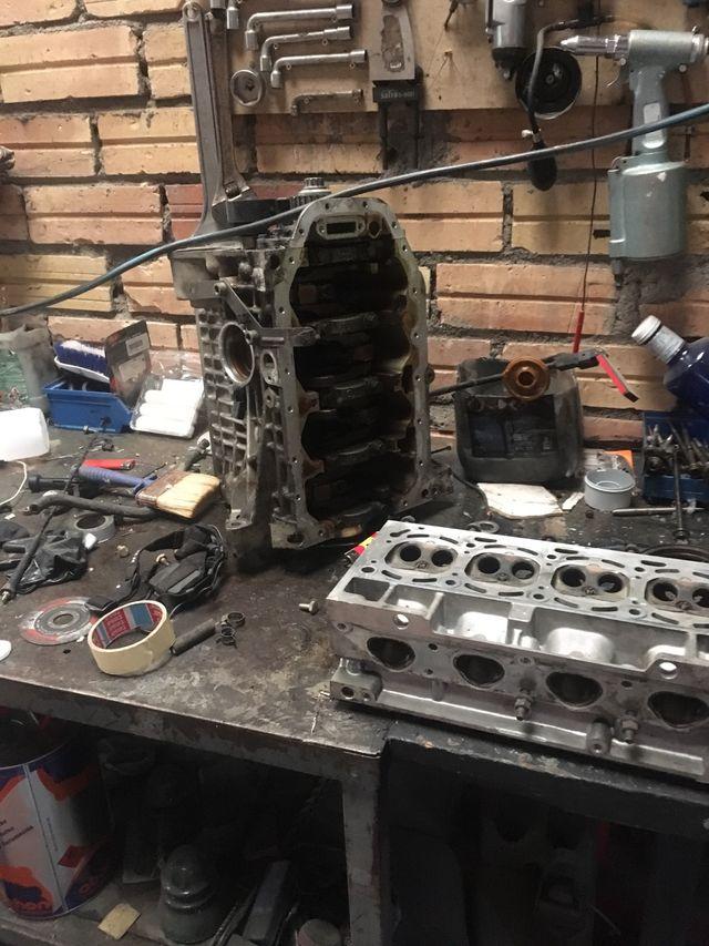Motor 1.4 bky