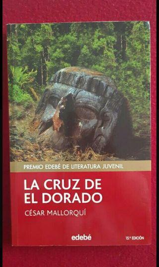 LIBRO LA CRUZ DE EL DORADO