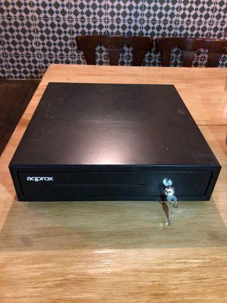 Cajón caja registradora