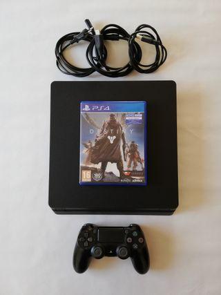 PS4 Slim (vendo o cambio por Nintendo Switch)