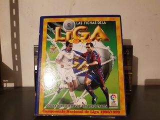 album futbol 98.99