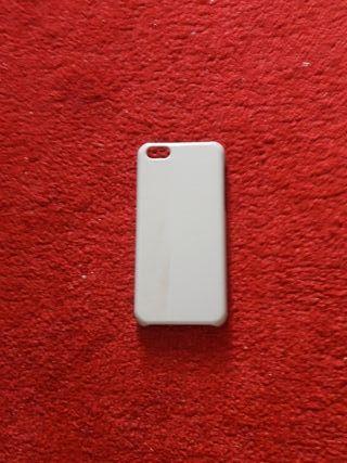 funda simple gris iPhone 5c