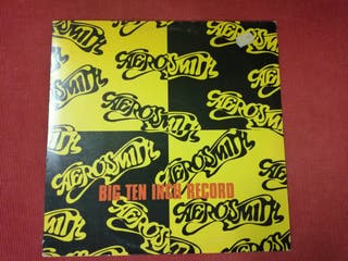 Aerosmith Disco de vinilo Lp Heavy Hard Rock Lp