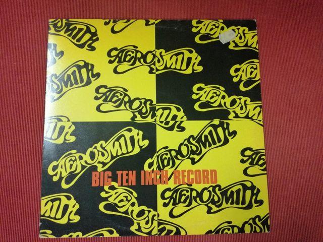 Aerosmith Disco de vinilo Lp Heavy Hard Rock Lp