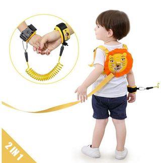 Correa seguridad niños