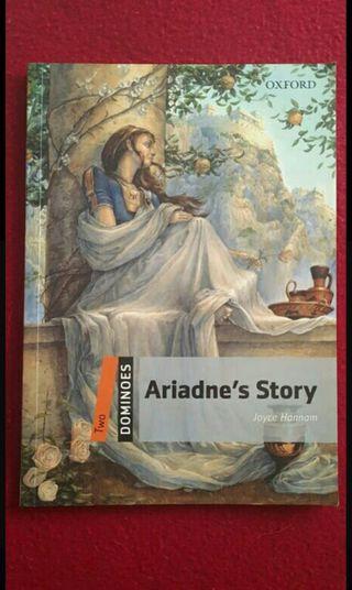 LIBRO ADRIADNE'S STORY