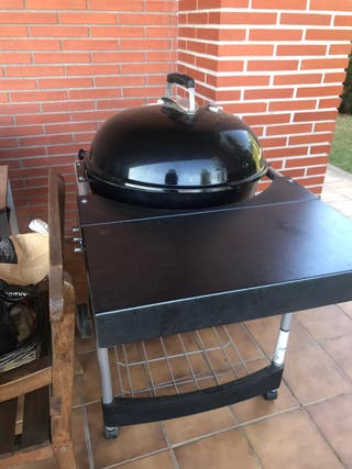Barbacoa Weber Carbon