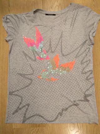Camiseta nueva Kookai estampada M