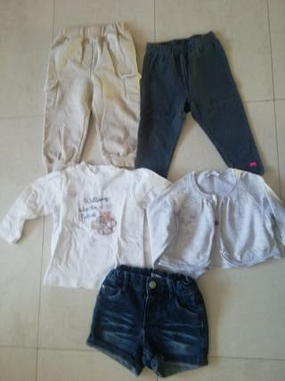 ropa 12 meses