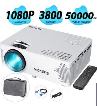 proyector 3800lm.NUEVO