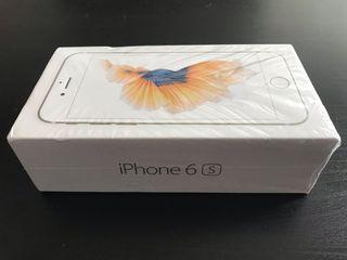 iPhone 6S 64GB Nuevo Por Estrenar Gold
