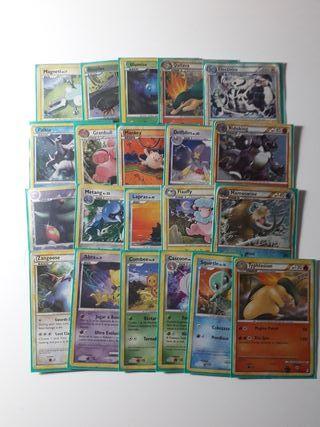 Cartas Pokemon Coleccionista