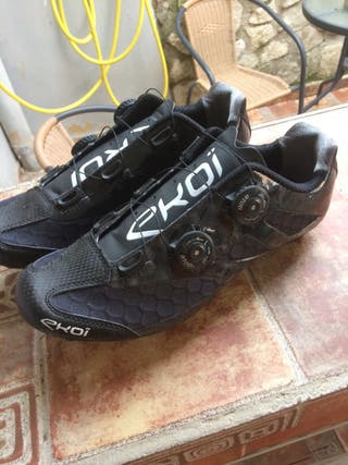 Zapatillas ciclismo Ekoy n 43,5