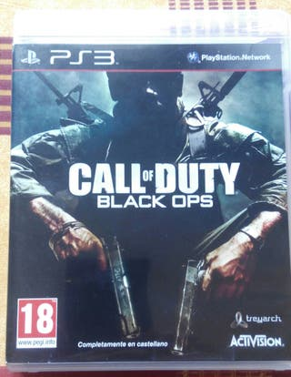 Call of Duty Black Ops 1 PS3