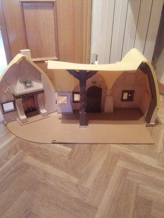 Casa de los cuentos pin y pon