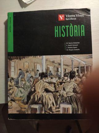 història