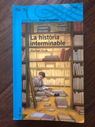 Libro de lectura. La història interminable