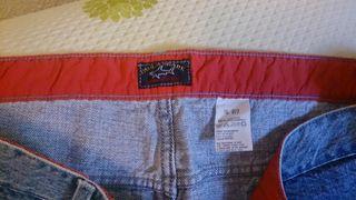 pantalón vaquero PAUL & SHARK talla 62. NUEVOS