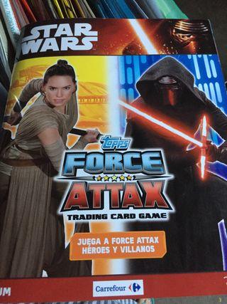 Álbum Star Wars