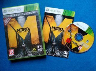 Xbox 360 - Metro Last Night