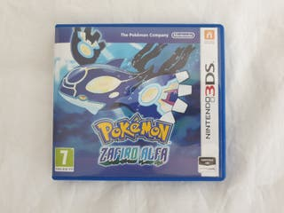 Pokemon Zafiro Alfa Nintendo 3DS