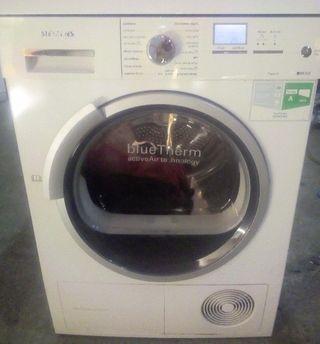 secadora Siemens 8 kg iQ700
