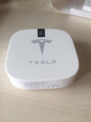 Tesla Powerbank Prototipo **Exclusivo**