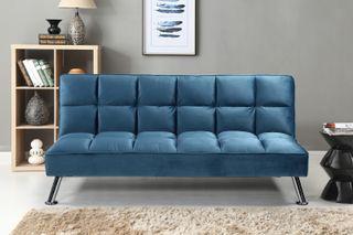 sofá cama chaiselongue *CARLUX *