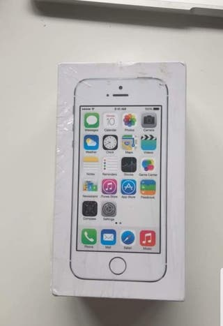APPLE IPHONE 5S NEW AND SEALED
