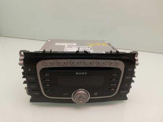 SISTEMA AUDIO / RADIO CD FORD FOCUS LIM. (2007 -