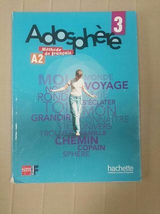 Adosphere 3 + Cahier